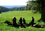 Outdoor-Team-Parcours-Teambuilding